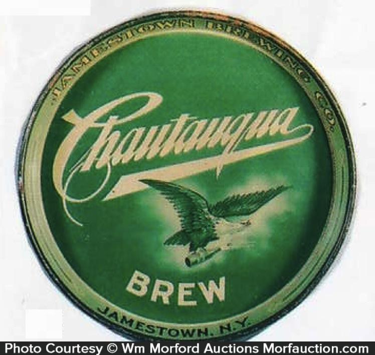 Chautauqua Beer Tray