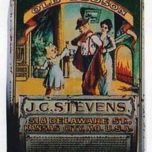 J.C. Stevens Match Holder