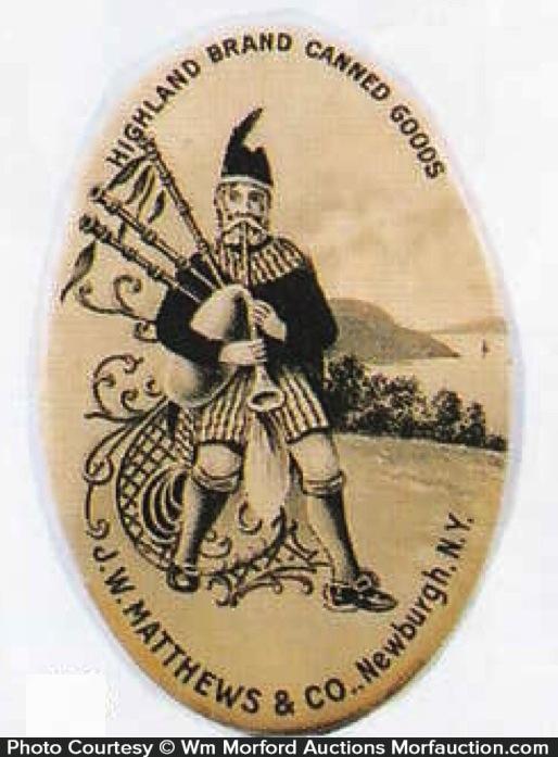 Highland Goods Mirror