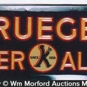 Krueger Beer Sign