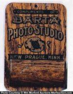 Barta Photo Studio Match Holder