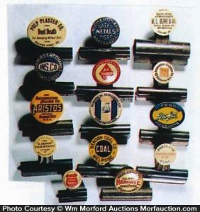 Vintage Advertising Clips