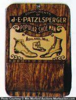 Patzlsperger Shoes Match Holder