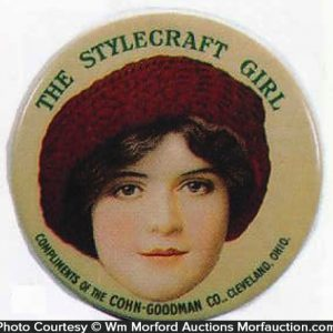 Stylecraft Girl Mirror