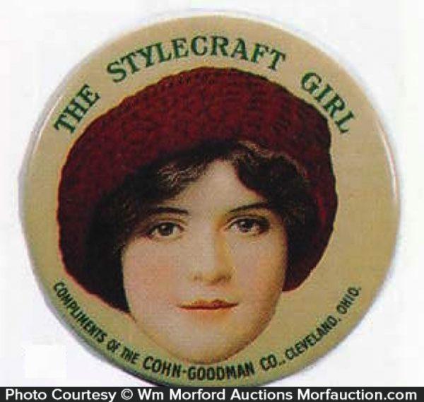 Stylecraft Girl Mirror