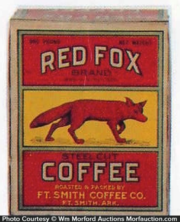 Red Fox Coffee Box