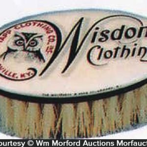 Wisdom Clothing Brush