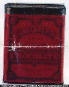 Alkethrepta Chocolate Tin