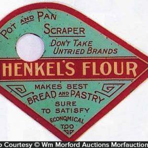 Henkel's Flour Pot Scraper