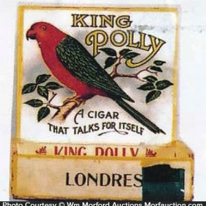King Polly Cigar Box