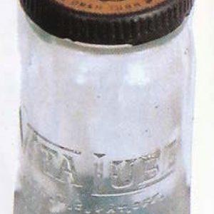 Oilzum Lubricants Bottle