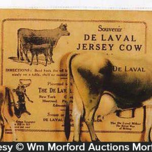 De Laval Jersey Cows