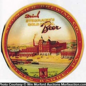 Stegmaier Brewing Beer Tray