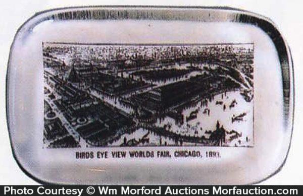 1893 Worlds Fair Paperweight