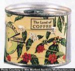 Columbia Coffee Can Sample