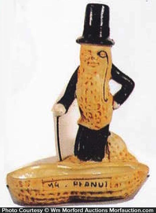 Planters Mr. Peanut Bisque