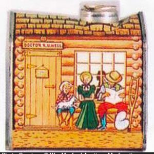 Log Cabin Syrup Doctor Tin