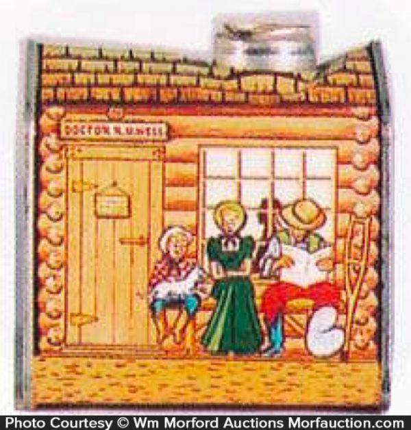 Log Cabin Syrup Doctor Tin