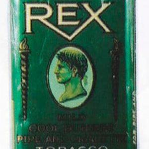 Rex Tobacco Tin