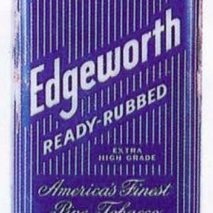 Edgeworth Ready Rubbed Tobacco Tin