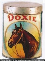 Doxie Cigar Can