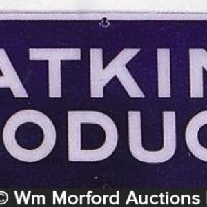 Watkins Products Sign