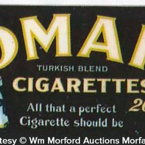 Omar Cigarettes Sign