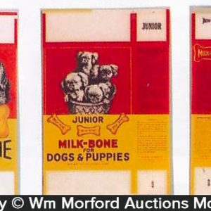 Milk-Bone Boxes