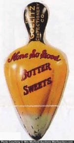 Butter Sweets Candy Scoop