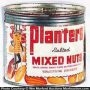 Planters Mixed Nuts Tin