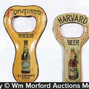 Vintage Bottle Openers