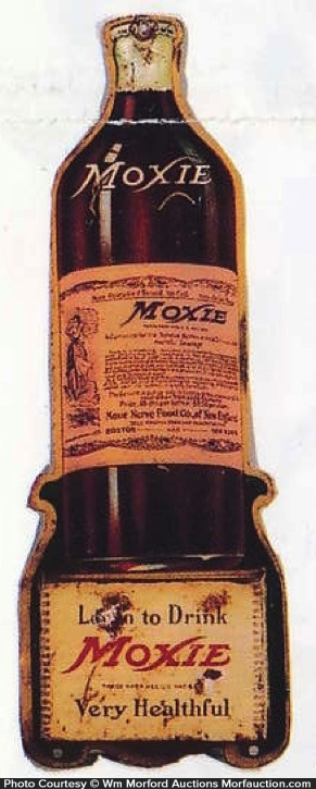 dating moxie bottles The moxie festival, now in  including 100-year-old bottles,  the store was filled with merchandise displaying orange moxie logos, as well as collectibles dating.