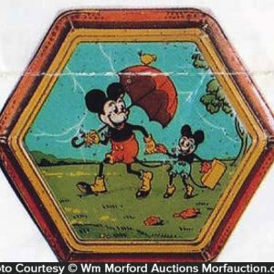 Mickey Mouse Candy Tin