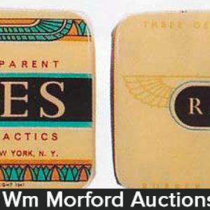 Ramses Condom Tins