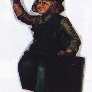 Dutch Boy Paint Match Holder
