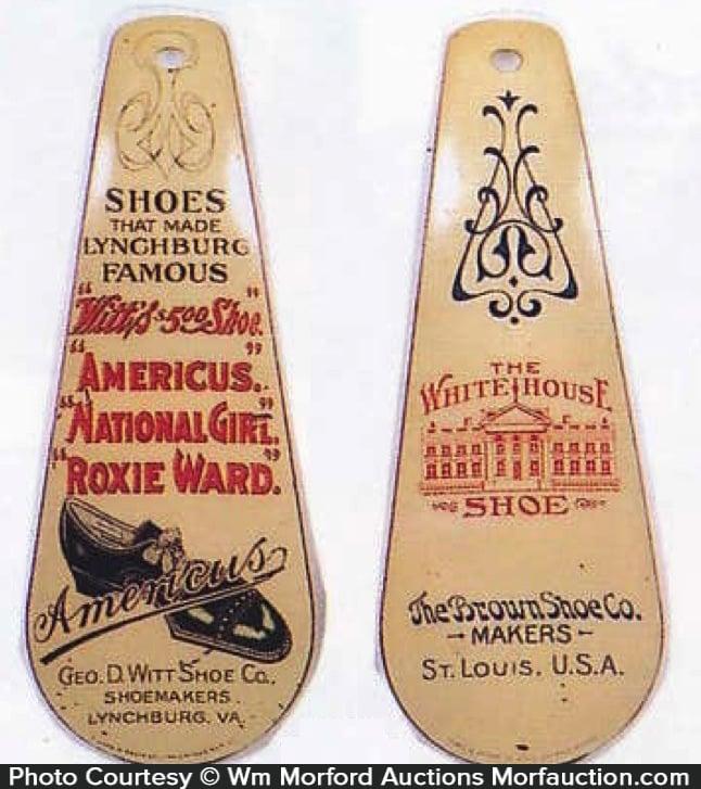 Vintage Shoe Horns