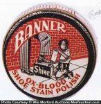 Banner Shoe Polish Tin