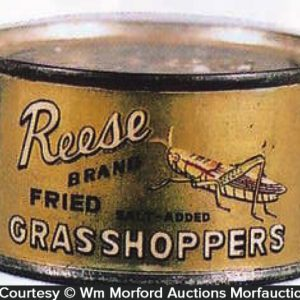 Reese Fried Grasshoppers Tin
