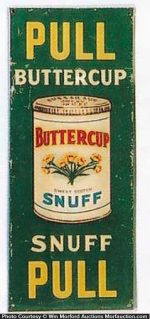 Buttercup Snuff Door Pull