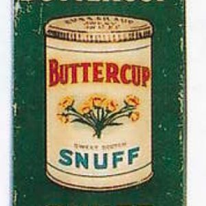 Buttercup Snuff Door Pull
