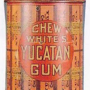 White's Yucatan Gum Tin