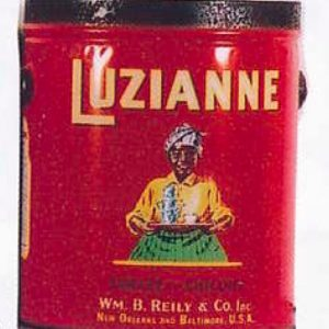 Luzianne Coffee Pail
