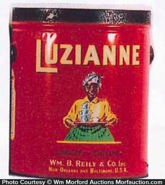 Luzianne Coffee Pail