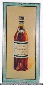 Grand Fine Champagne Sign
