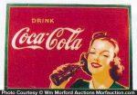 Drink Coca-Cola Sign