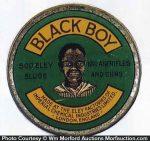 Black Boy Air Rifle Ammo Tin