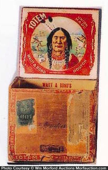 Totem Cigar Box