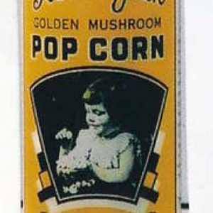 Gloria Jean Pop Corn Tin
