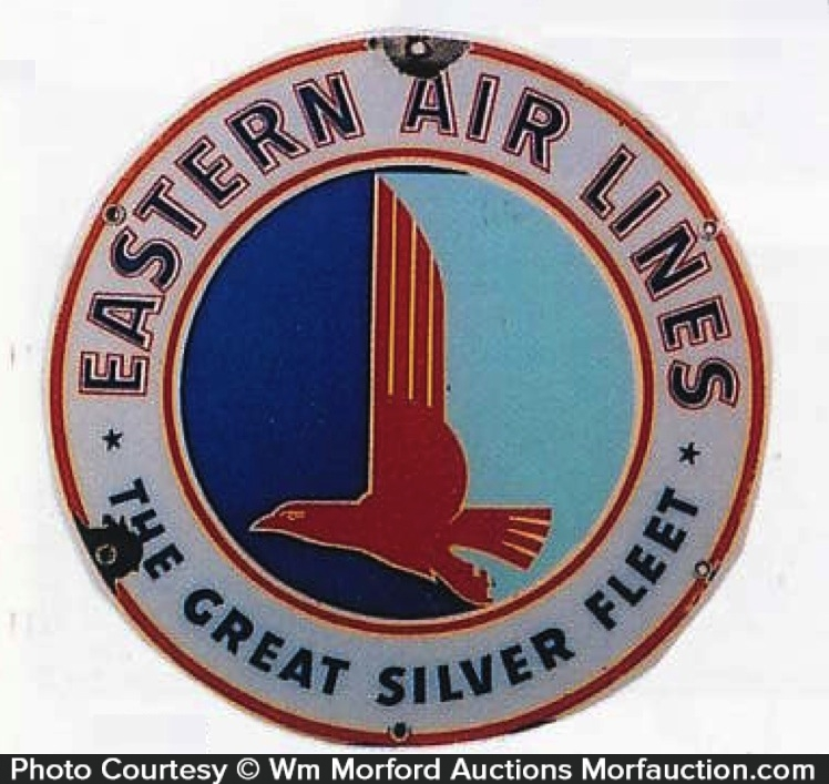 Eastern Airlines Sign