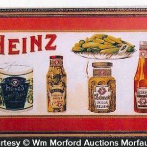Vintage Heinz Sign